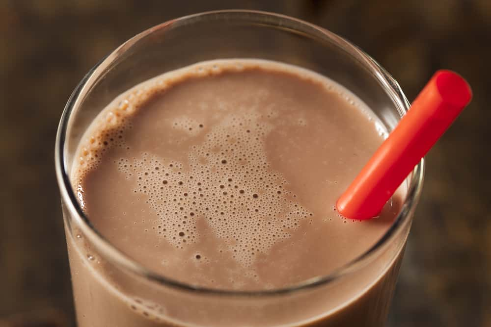 Goji Man's Healthy Chocolate Nut Milk Recipe