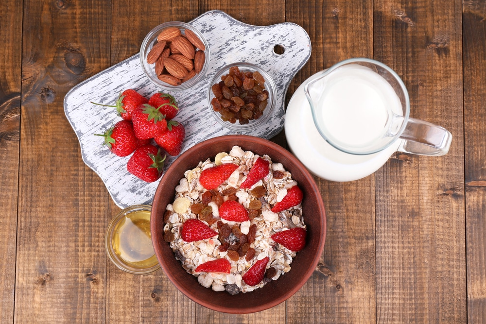 Goji Man's Super Healthy Breakfast Tips