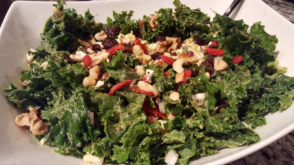 Mr Love Chard Sour Salad