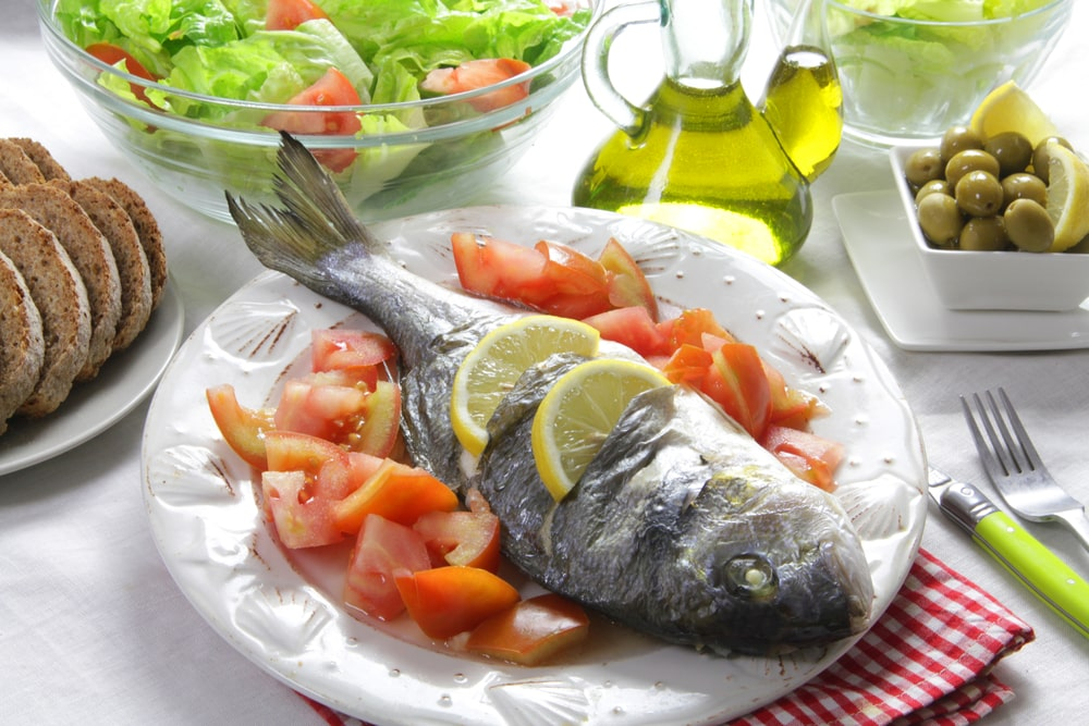 Must Watch: The Mediterranean Diet  vs The Vegan Diet
