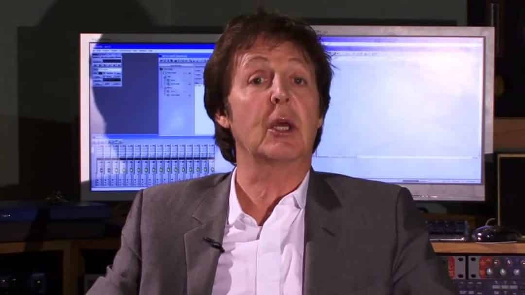"Must Watch: Official ""Glass Walls"" Video by Paul McCartney"