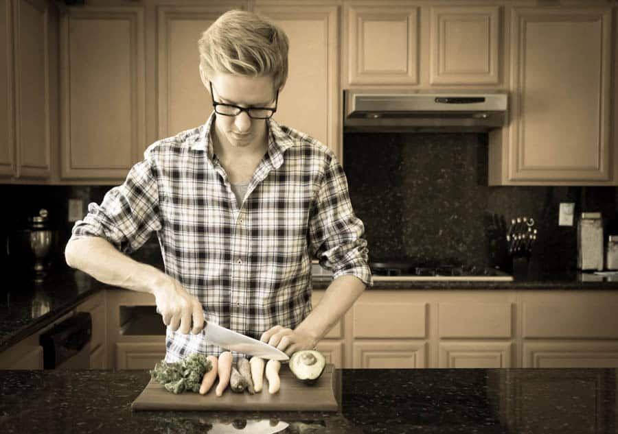 One Ingredient Chef Andrew Olson
