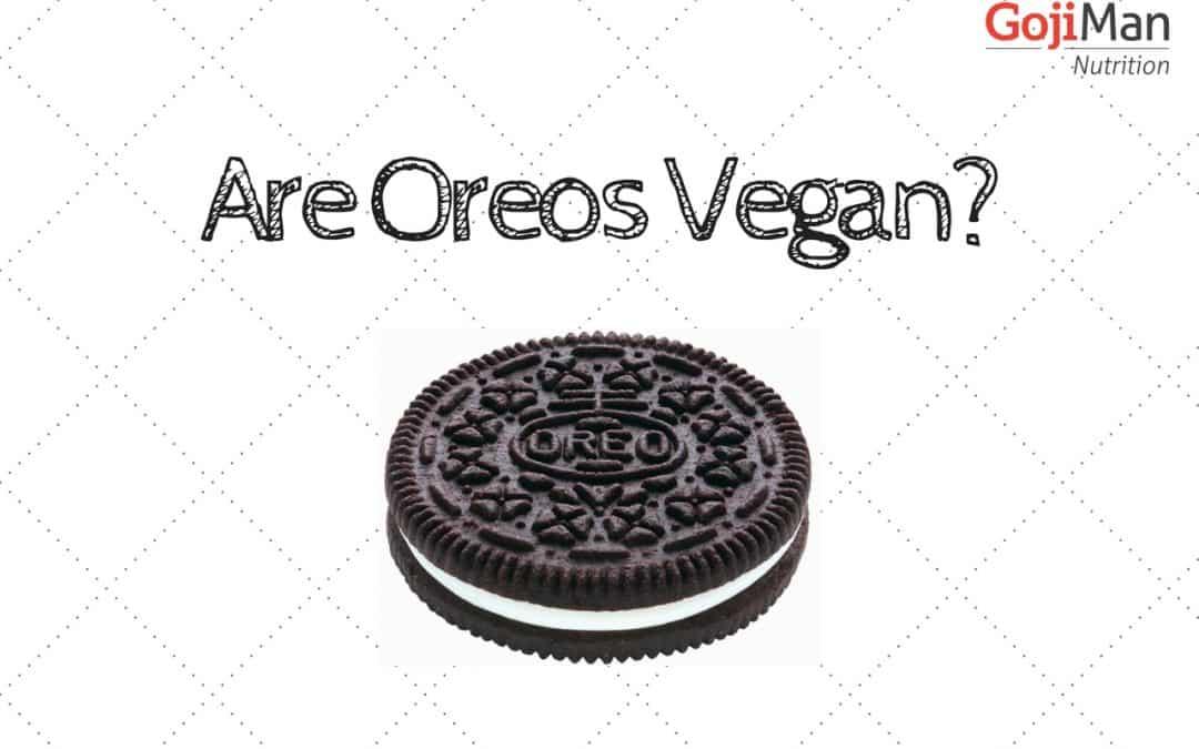 Are Oreos Vegan?