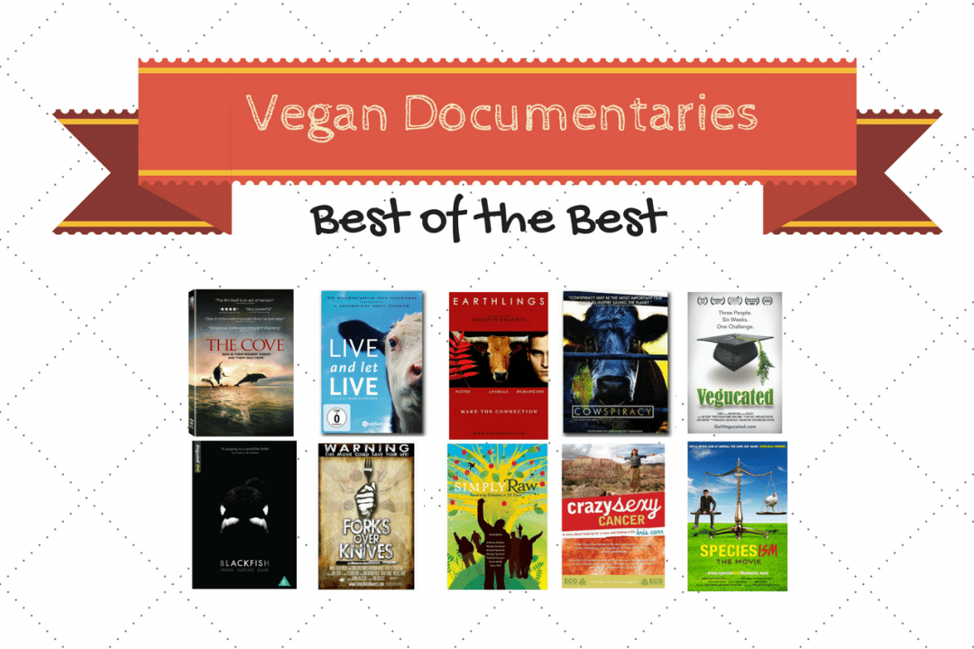 Vegan Documentaries - Best of the Best - By Goji Man