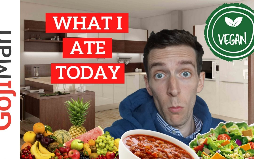 What I Eat In A Day: Vegan, Healthy & Tasty